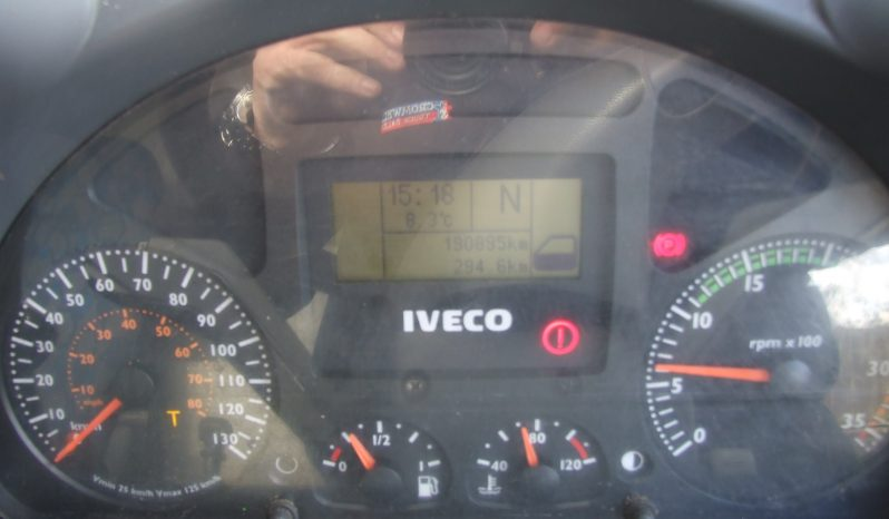 IVECO 180 E 25 DROPSIDE FX58EUJ full