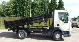 2012 EX COUNCIL DAF 45 TIPPER 76138KMS