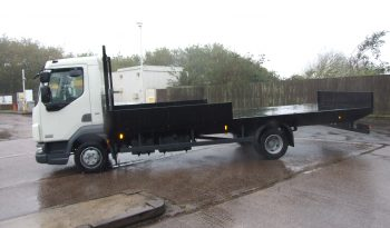 2013 DAF 45 160 SCAFFOLD TRUCK full