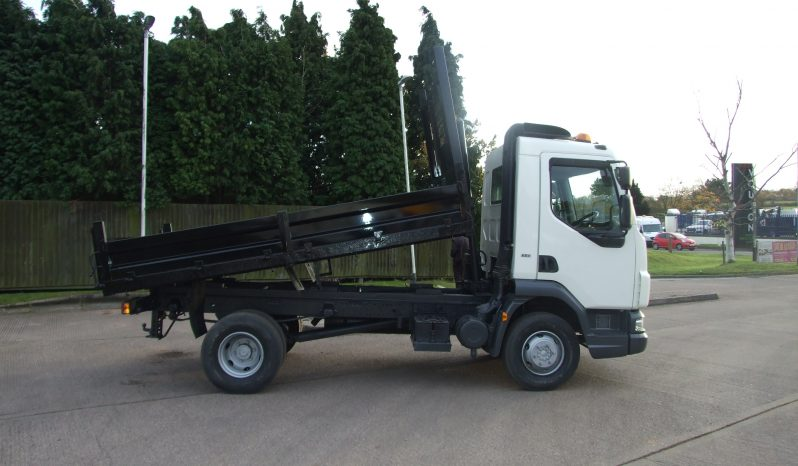 2011 61 REG TIPPER EX COUNCIL full