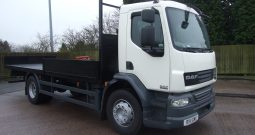 CHOICE OF 8 DAF 55 220 2011 SCAFFOLD