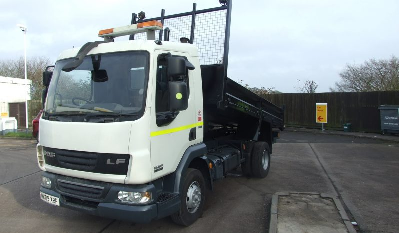 86 062 KMS ONLY EX COUNCIL TIPPER full