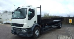 CHOICE OF DAF 55 220 2011 SCAFFOLDS