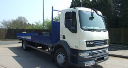 2008 58 REG DAF 23.4FT SCAFFOLD
