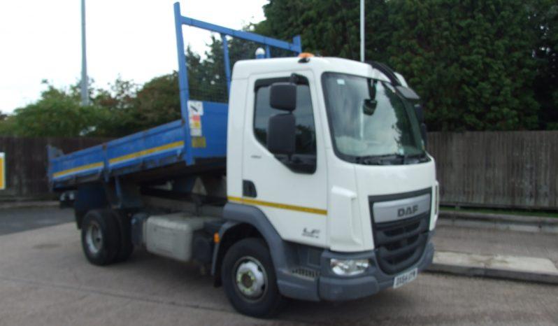 euro 6 daf tipper truck