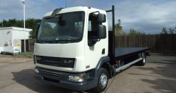 CHOICE OF 4 12 TONNES FLAT BED