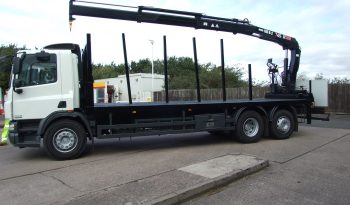 26 TONNE REAR STEER HIAB 166 full