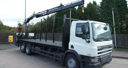 26 TONNE REAR STEER HIAB 166