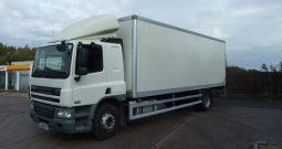 DAF 65 220 26FT BOX VAN