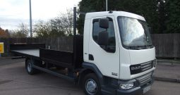 DAF 45 140 21.2FT SCAFFOLD
