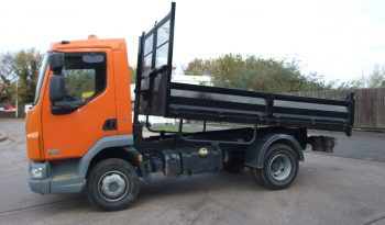 EX COUNCIL DAF TIPPER 2012 79,528 KMS ONLY full