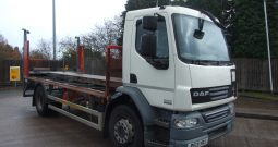 CHOICE OF 18 TONNE EX BOC CHASSIS CAB