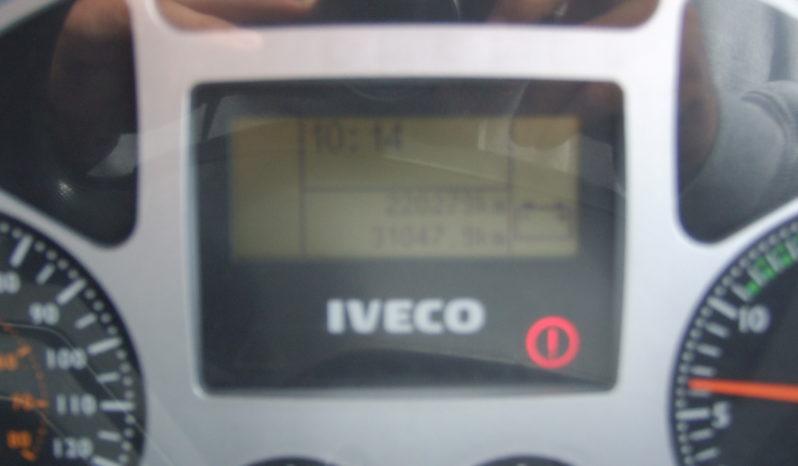 IVECO 180E24 25FT SCAFFOLD full