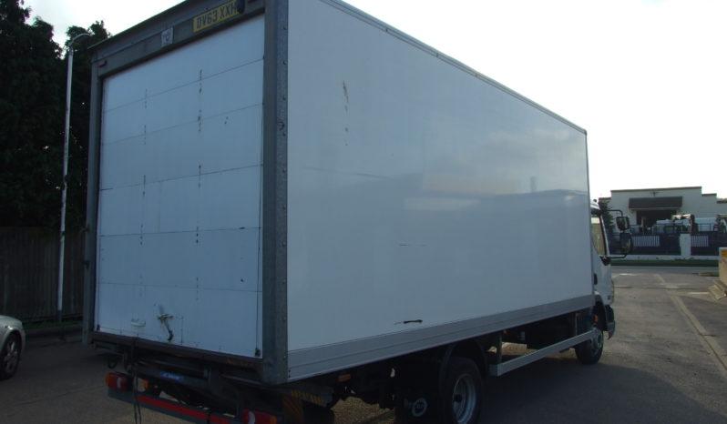 DAF 45 160 2013 63 REG BOX VAN full