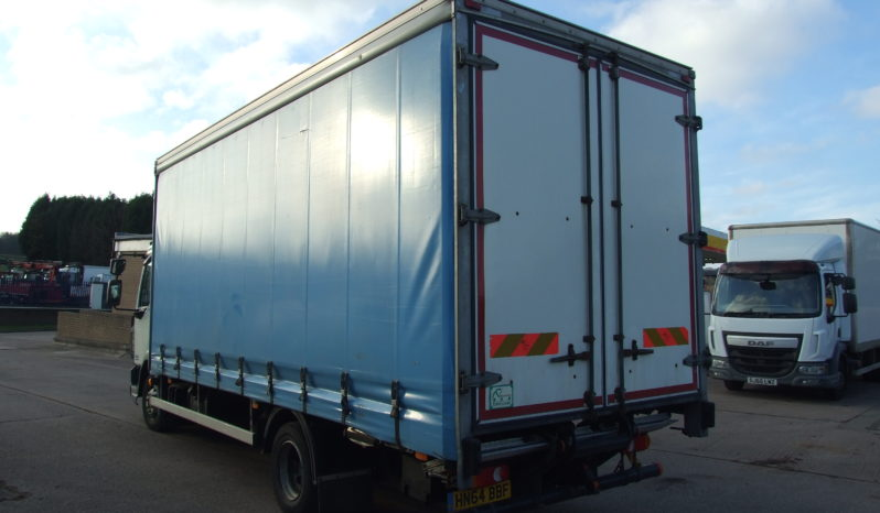 NEW SHAPE DAF 2014 CURTAINSIDER full