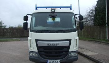 EURO 6 DAF 45 160, 2015 65 REG TIPPER full
