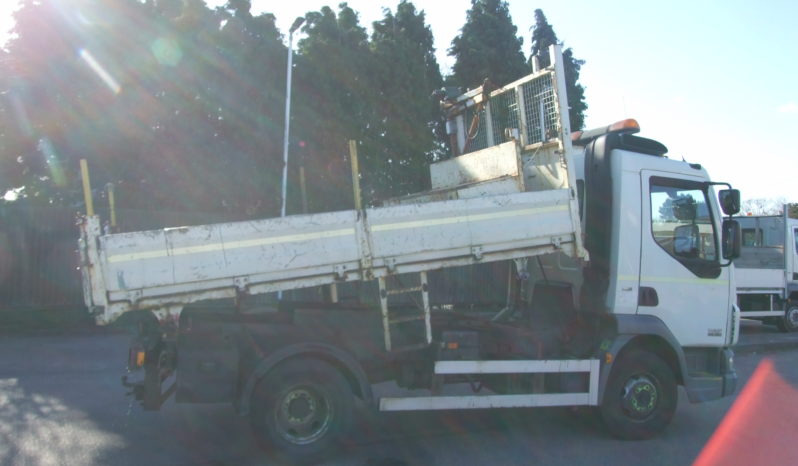 DAF 45 160 3 WAY TIPPER, 168 451 KMS RECORDED full
