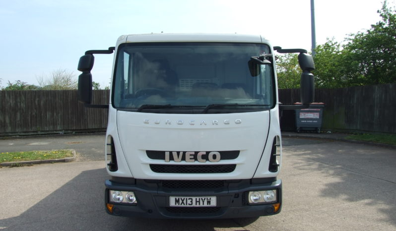 2013 13 REG IVECO 7.5 TONNE SCAFFOLD full