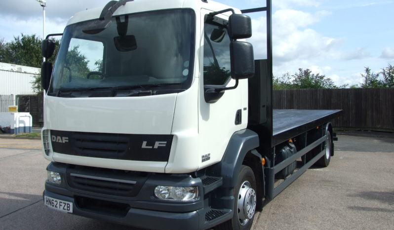 DAF 55 180 14 TONNES, ONLY 150,152KMS RECORDED full