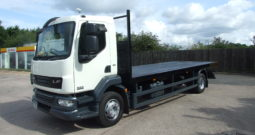 DAF 55 180 14 TONNES, ONLY 195,705KMS RECORDED
