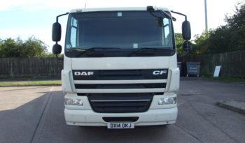 DAF 65 250 2014 22.3FT SCAFFOLD full