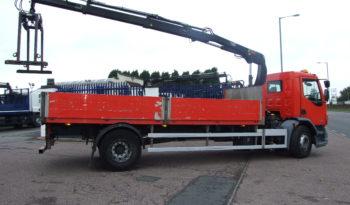 DAF 55 220 WITH HIAB 111 full