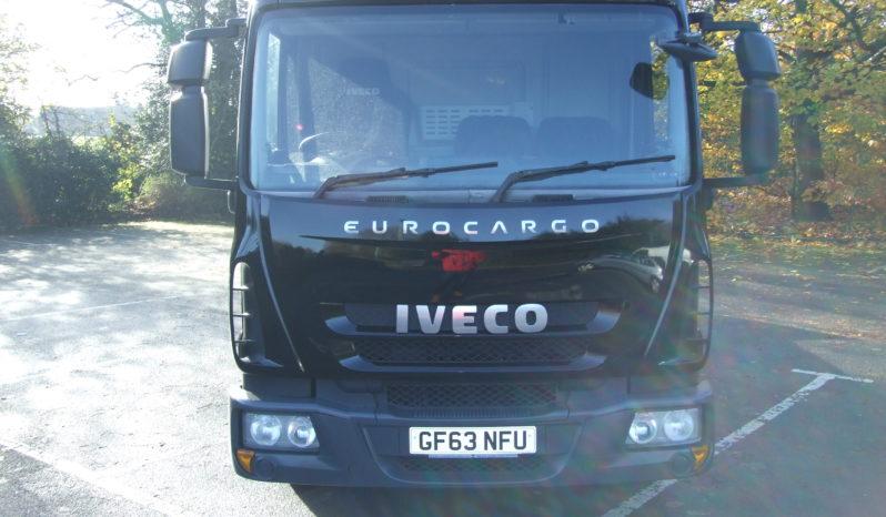 CHOICE OF 10 IVECO 75E16 63 REG SCAFFOLDS full