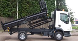CHOICE OF 4 EX COUNCIL DAF 2007 TIPPERS VERY LOW KMS