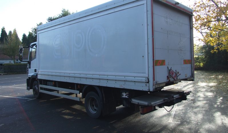 IVECO 120 E18 BOX 2010, EURO 5 , CHOICE OF 3 full