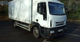 IVECO 120 E18 BOX 2010, EURO 5 , CHOICE OF 3