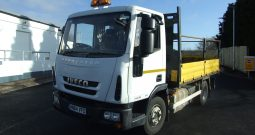 EURO 6 2014 14 REG IVECO 75E16 TIPPER ONLY 29,762 KMS RECORDED