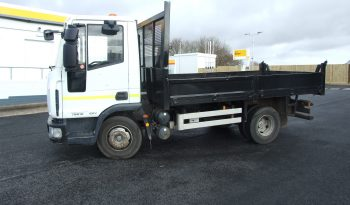 2011 EURO 5 IVECO 75 E15 TIPPER full