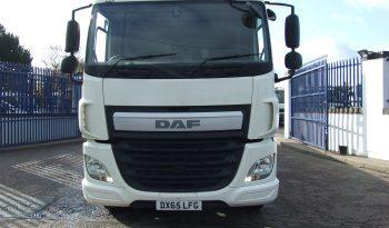 CHOICE OF 4, DAF CF 65 250 EURO 6 SCAFFOLD full