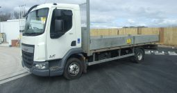 EURO 6 DAF 45 150 DROPSIDE  2015 65 REG CHOICE OF 2