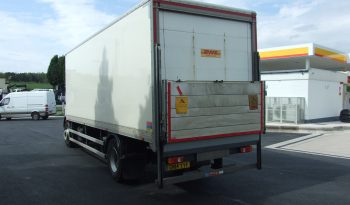 DAF 55 220 EURO 6 25.5FT BOX VAN, 18 TONNE, full