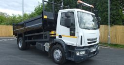 JUST ARRIVED IVECO 180E25 18 TONNE TIPPER IN EXCELLENT CONDITION