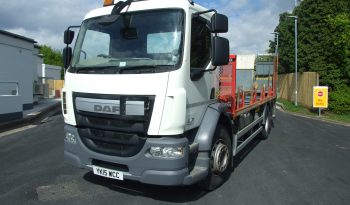 2015 EURO 6 DAF 55 220 EX BOC CHASSIS CAB , CHOICE OF 2 full