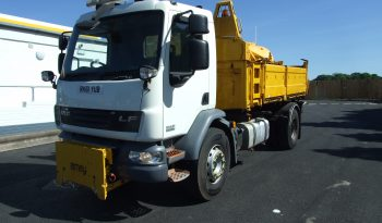 CHOICE OF 18 TONNE DAF TIPPERS full