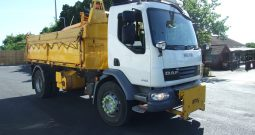 CHOICE OF 18 TONNE DAF TIPPERS