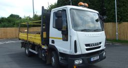 CHOICE OF 3 IVECO 75 E16 EURO 6 2015 TIPPER
