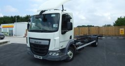 DAF 45 150 CHASSIS CAB EURO 6 2014