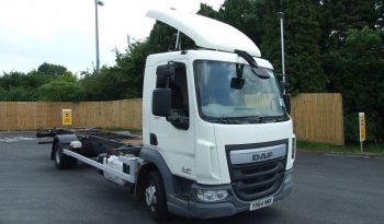 DAF 45 150 CHASSIS CAB EURO 6 2014 full