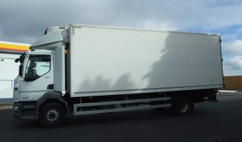 CHOICE OF 3 DAF 55 220 16 TONNE REFRIGERATED BOX VANS full