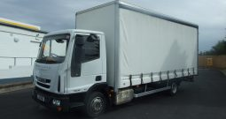 ONLY 46,200 Kms RECORDED, IVECO 75 E16  EURO 6 CURTAIN