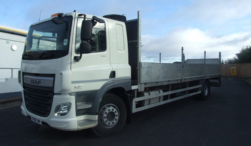 DAF CF 250 EURO 6 DROPSIDE, ONLY 31,803KMS RECORDED full