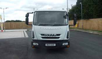 IVECO 2013 DROPSIDE full