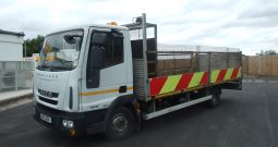 IVECO 2013 DROPSIDE