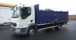 DAF 45 180, 12 TONNE HIGH SIDED DROPSIDE