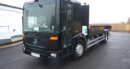 MERCEDES ECONIC 1829 EX HIGHWAY MAINTENANCE