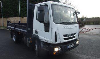 IVECO 75 E16 EURO 6 TIPPER, MANUAL full